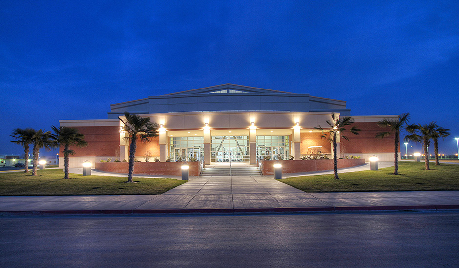 West Hills College Lemoore 600 Golden Eagle Arena
